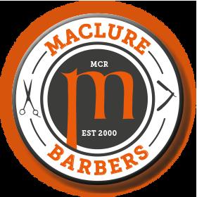 Maclure Barbers Logo